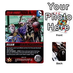Dcdb Xmen 1 By Mark   Playing Cards 54 Designs   F1c5qgnpxx4s   Www Artscow Com Front - Joker2