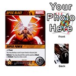 DCDB Xmen 2 - Playing Cards 54 Designs