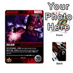 DCDB Xmen 3 - Playing Cards 54 Designs