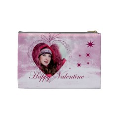 Love By Ki Ki   Cosmetic Bag (medium)   Ecelhnsxc5gp   Www Artscow Com Back