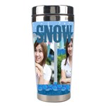 winter - Stainless Steel Travel Tumbler