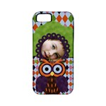 Owl - Apple iPhone 5 Classic Hardshell Case (PC+Silicone)