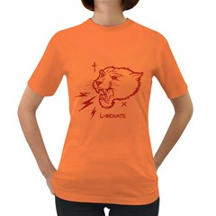 Liberate Womens' T Shirt (colored)