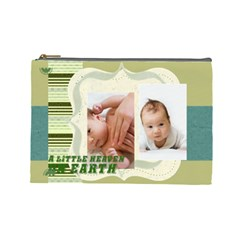 Kids By Kids   Cosmetic Bag (large)   604htgr9102q   Www Artscow Com Front