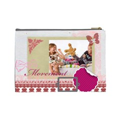 Baby By Betty   Cosmetic Bag (large)   7p8d7y3s40vd   Www Artscow Com Back