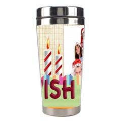 Happy Birthday By Betty   Stainless Steel Travel Tumbler   Bilhy43oq2ab   Www Artscow Com Center