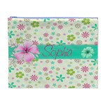 Sophia Star Flower Bag - Cosmetic Bag (XL)