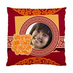 Chinese New Year By Ch   Standard Cushion Case (two Sides)   J5trgd1lz9ha   Www Artscow Com Back