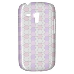 Allover Graphic Soft Pink Samsung Galaxy S3 Mini I8190 Hardshell Case by ImpressiveMoments