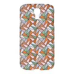 Allover Graphic Brown Samsung Galaxy S4 I9500/i9505 Hardshell Case by ImpressiveMoments
