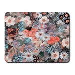 Spring Flowers Small Mouse Pad (Rectangle)