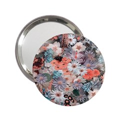 Spring Flowers Handbag Mirror (2 25 ) by ImpressiveMoments