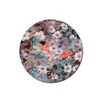 Spring Flowers Drink Coasters 4 Pack (Round)