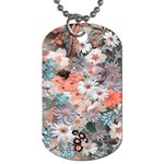 Spring Flowers Dog Tag (One Sided)