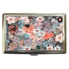 Spring Flowers Cigarette Money Case by ImpressiveMoments