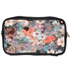 Spring Flowers Travel Toiletry Bag (two Sides) by ImpressiveMoments