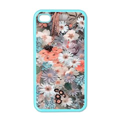 Spring Flowers Apple Iphone 4 Case (color) by ImpressiveMoments