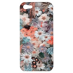 Spring Flowers Apple Iphone 5 Hardshell Case by ImpressiveMoments