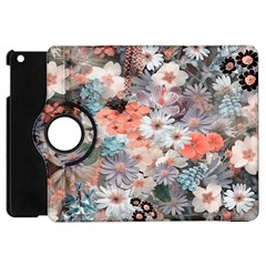 Spring Flowers Apple Ipad Mini Flip 360 Case by ImpressiveMoments