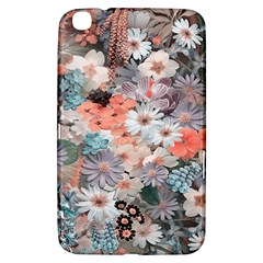 Spring Flowers Samsung Galaxy Tab 3 (8 ) T3100 Hardshell Case