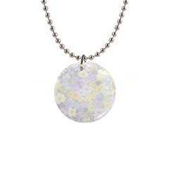 Spring Flowers Soft Button Necklace by ImpressiveMoments