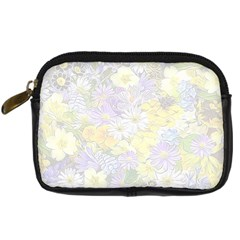 Spring Flowers Soft Digital Camera Leather Case by ImpressiveMoments