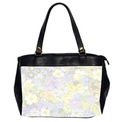 Spring Flowers Soft Oversize Office Handbag (two Sides) by ImpressiveMoments