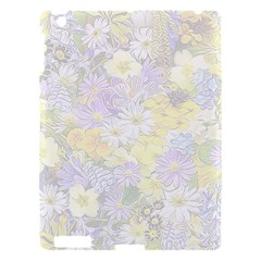 Spring Flowers Soft Apple iPad 3/4 Hardshell Case