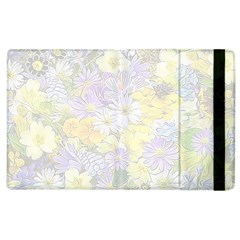 Spring Flowers Soft Apple Ipad 2 Flip Case by ImpressiveMoments