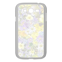 Spring Flowers Soft Samsung Galaxy Grand DUOS I9082 Case (White) by ImpressiveMoments