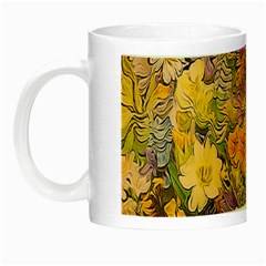Spring Flowers Effect Glow In The Dark Mug by ImpressiveMoments