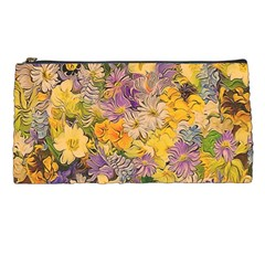 Spring Flowers Effect Pencil Case by ImpressiveMoments