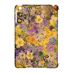 Spring Flowers Effect Apple Ipad Mini Hardshell Case (compatible With Smart Cover) by ImpressiveMoments