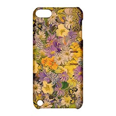 Spring Flowers Effect Apple Ipod Touch 5 Hardshell Case With Stand by ImpressiveMoments