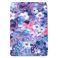 Spring Flowers Blue Removable Flap Cover (large) by ImpressiveMoments