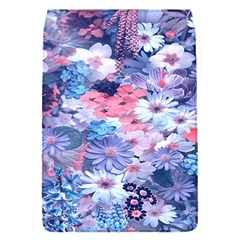 Spring Flowers Blue Removable Flap Cover (small) by ImpressiveMoments
