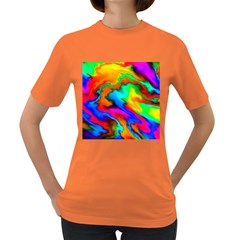 Crazy Effects  Womens' T Shirt (colored)
