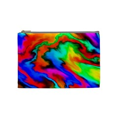 Crazy Effects  Cosmetic Bag (medium)
