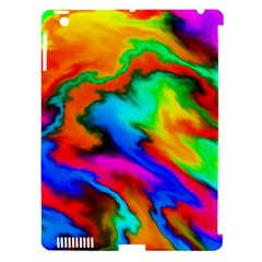 Crazy Effects  Apple iPad 3/4 Hardshell Case (Compatible with Smart Cover) by ImpressiveMoments