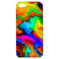 Crazy Effects  Apple Iphone 5 Hardshell Case by ImpressiveMoments