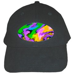 Crazy Effects  Black Baseball Cap