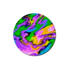 Crazy Effects  Drink Coasters 4 Pack (round) by ImpressiveMoments