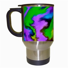 Crazy Effects  Travel Mug (white) by ImpressiveMoments