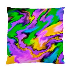 Crazy Effects  Cushion Case (single Sided)  by ImpressiveMoments