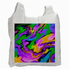 Crazy Effects  Recycle Bag (two Sides) by ImpressiveMoments
