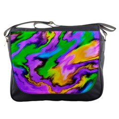 Crazy Effects  Messenger Bag by ImpressiveMoments