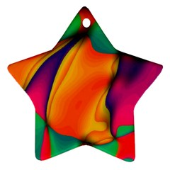 Crazy Effects  Star Ornament