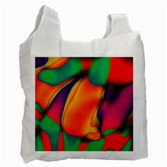 Crazy Effects  Recycle Bag (one Side) by ImpressiveMoments