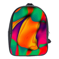 Crazy Effects  School Bag (xl) by ImpressiveMoments