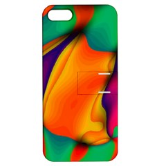 Crazy Effects  Apple Iphone 5 Hardshell Case With Stand by ImpressiveMoments